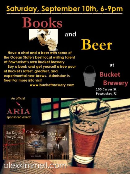 Books & Beer 9-10-16