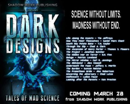 Dark Designs 3-25