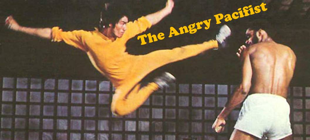 The Angry Pacifist 1.11.16